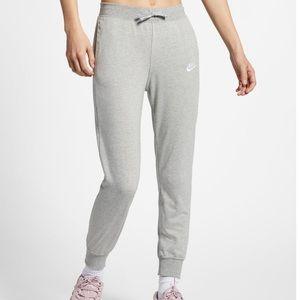 Nike high waist joggers